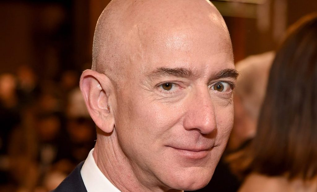 jeff bezos amazon bonos