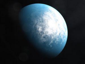 La NASA ha encontrado un planeta similar a la Tierra que podría esconder un gran océano