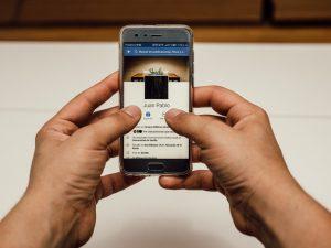Así es como la policía cibernética ayuda a evitar fraudes a través de Facebook
