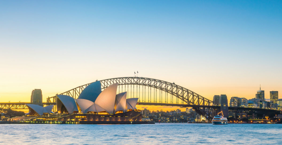 sídney australia la mejor ciudad para Instagram 2020