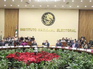 La Coparmex alerta debilitamiento de autoridad electoral y retroceso democrático