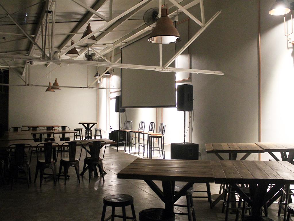 Pinche Gringo Warehouse Salón de fiestas y eventos