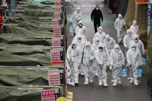 Corea del Sur, Italia e Irán están en alerta máxima por propagación de coronavirus