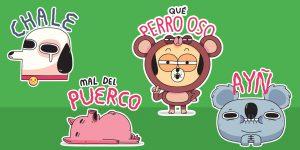 Expresa tu 'mexicanidad' con los nuevos stickers de Pictoline para Whatsapp