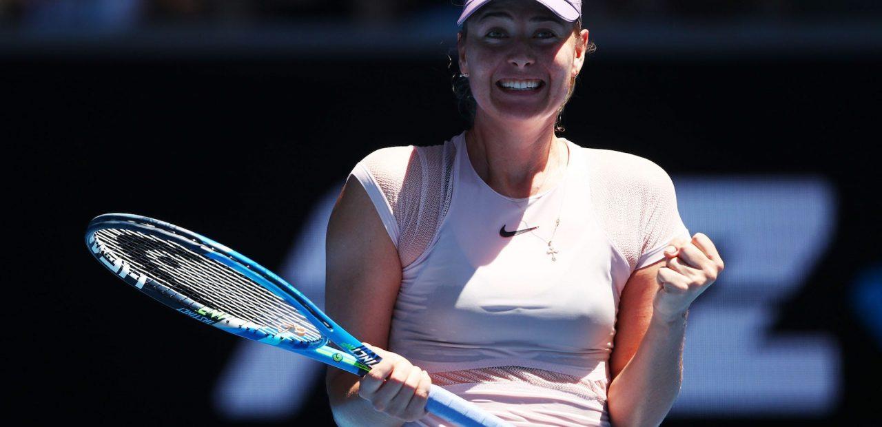 Maria Sharapova anuncia su retiro del tenis profesional