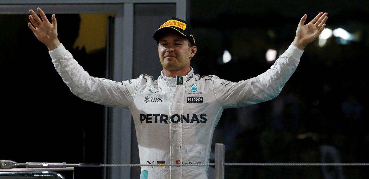 Nico Rosberg, piloto de la F1