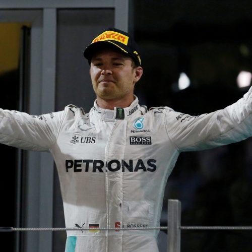 Heineken lanza campaña para que no tomes alcohol si vas a conducir –y lo hace con leyendas de la Fórmula 1