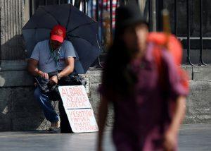 Aumenta a 3.7% el desempleo en México durante enero