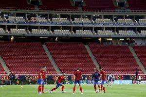 La Liga MX perderá al menos 471,240 mdp por los 7 partidos que se jugaron a puerta cerrada por el Coronavirus