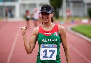 Mariana Arceo es la primera atleta olímpica mexicana que da positivo por coronavirus
