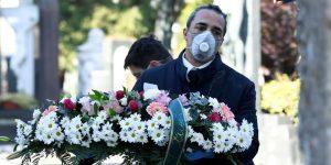 Italia supera a China en el número de muertes por coronavirus con 3,405