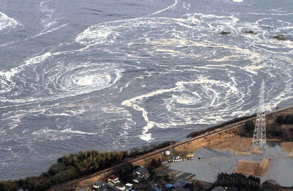 fukushima Japón desastre tsunami nuclear