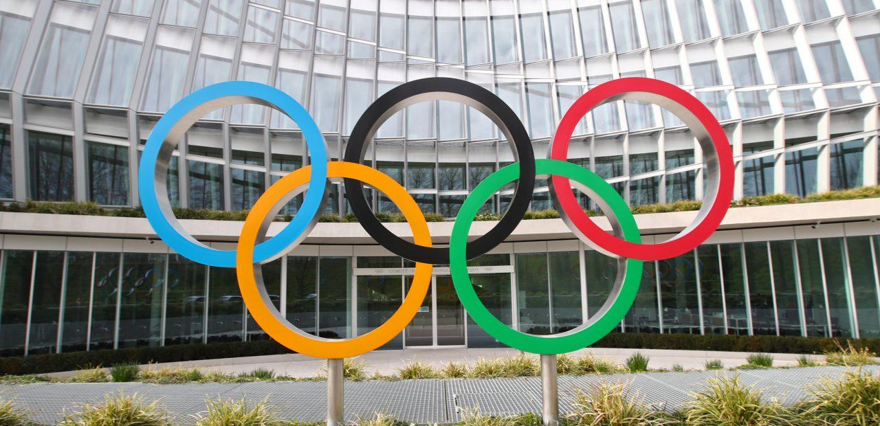 coi aros olímpicos juegos