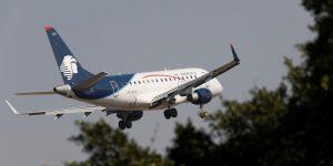 Aeroméxico suspende rutas hacia destinos en Asia, Latinoamérica y el Caribe por el coronavirus