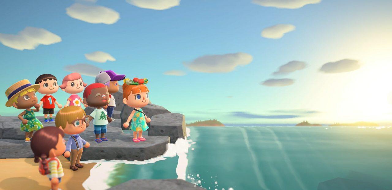 Animal Crossing: New Horizons Nintendo videojuegos switch