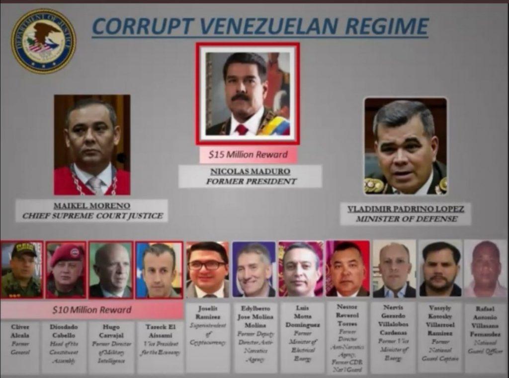 EU Nicolás Maduro