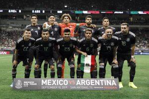 Selección de México cancela partido amistoso de futbol contra Colombia por coronavirus –ya son 3 los juegos del Tri suspendidos
