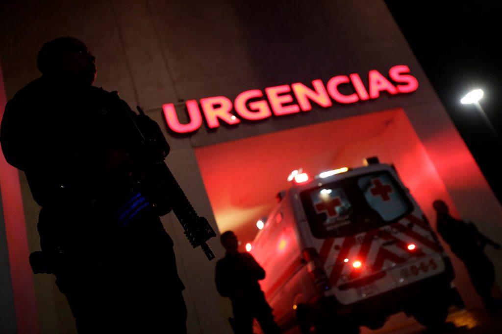 hospital por coronavirus