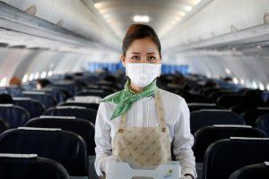 Sobrecargos revelan cómo es trabajar durante la pandemia de coronavirus