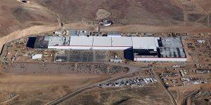 Un empleado de la Gigafactory de Tesla en Nevada dio positivo por Covid-19