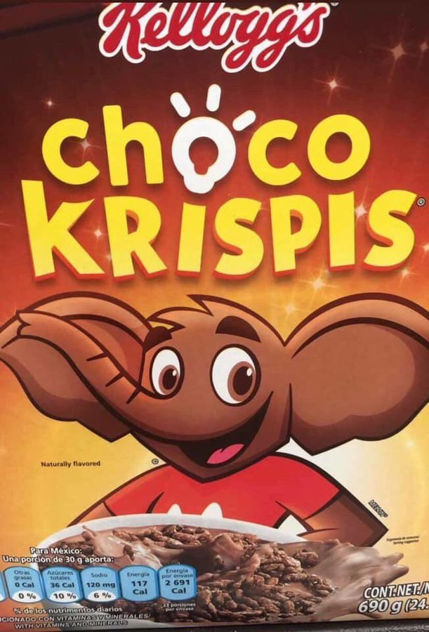 Melvin Choco krispis