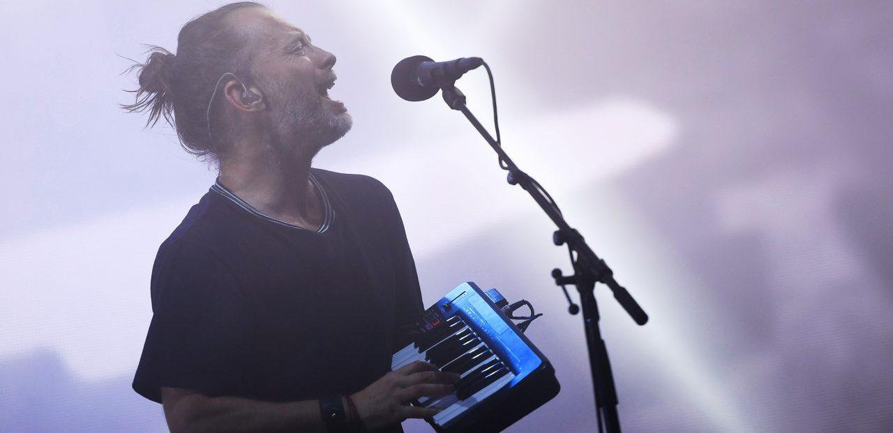 Radiohead conciertos streaming