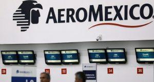 Aeroméxico anuncia reanudación paulatina de vuelos internacionales