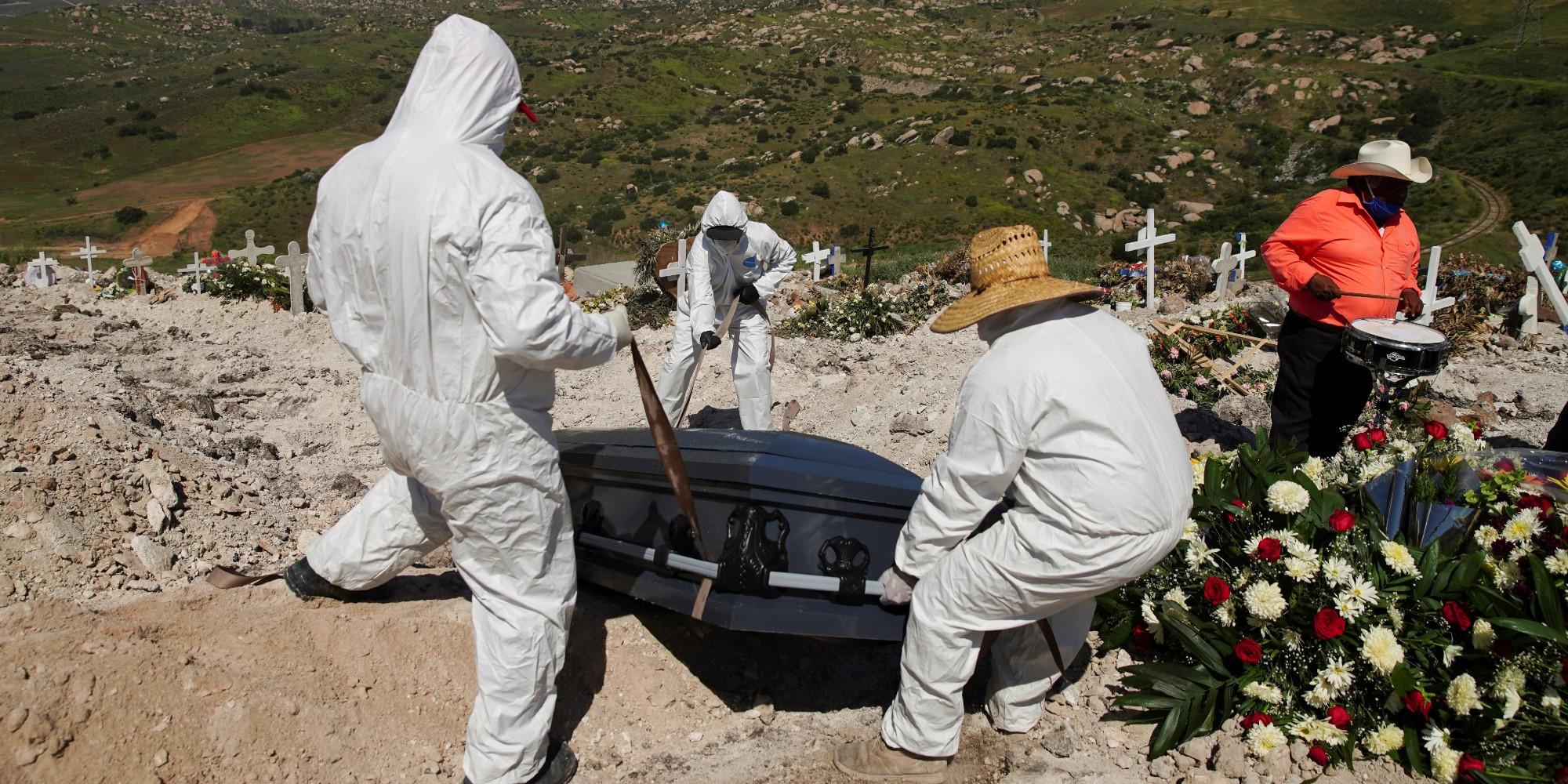 Tijuana tiene 2 veces más muertes por Covid-19 que el resto de México