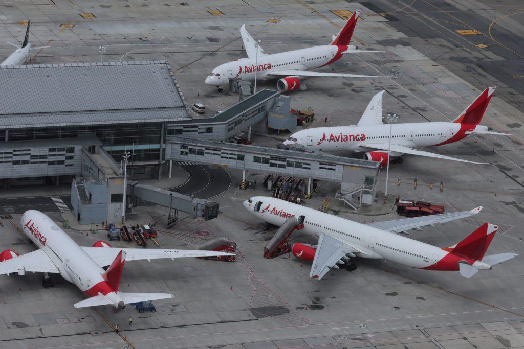 Avianca se acoge al código 11 de Estados Unidos bancarrota