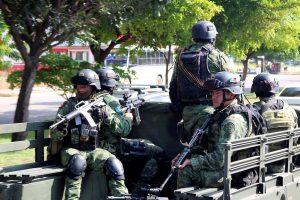 Las Fuerzas Armadas realizarán labor de seguridad pública; esto es lo que sí y lo que no podrán hacer
