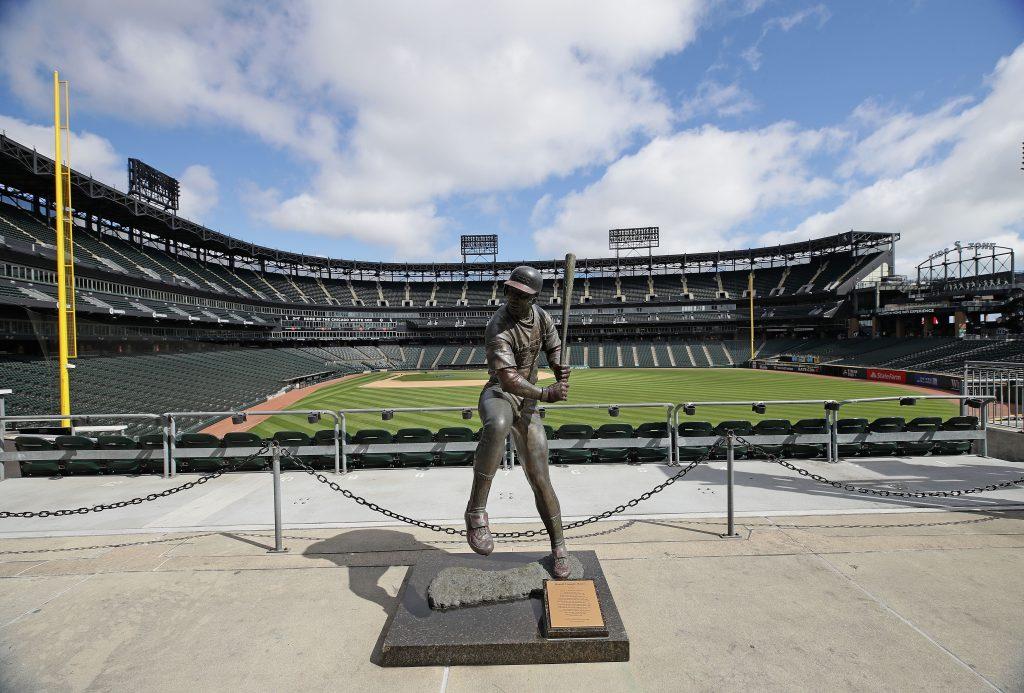 Chicago White Sox Stadium MLB regreso temporada 2020 julio