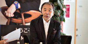 Haruki Murakami levantará el ánimo en Japón, a través de especial de radio «Quédate en casa»