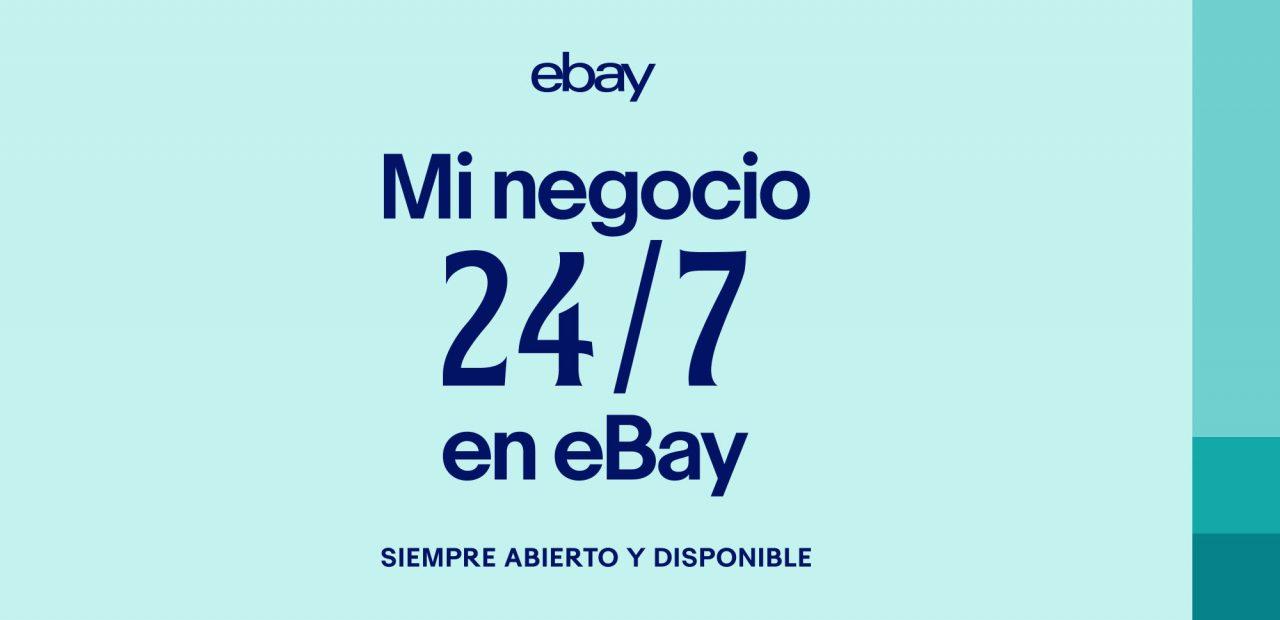 Mi negocio 24/7 en eBay