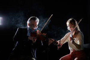 Los músicos de orquesta no transmiten el coronavirus cuando tocan, de acuerdo con un estudio