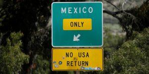 México y Estados Unidos mantendrán restricciones en la frontera hasta junio
