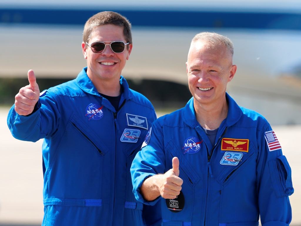 astronautas salario