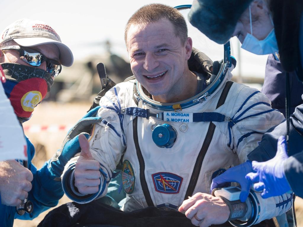 astronautas selección