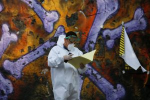 América Latina es 'un nuevo epicentro' de la pandemia de coronavirus