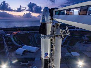La NASA le dio luz verde a SpaceX para su lanzamiento histórico del miércoles, pero el clima tormentoso podría frustrar sus planes