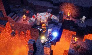 Hoy está disponible un nuevo juego de 'Minecraft', y moderniza la icónica serie con un nuevo estilo de juego que puedes jugar con un amigo