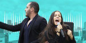 Este dúo lleva conciertos para subirle el ánimo a las personas que se encuentran en cuarentena desde sus casas en el Valle de México
