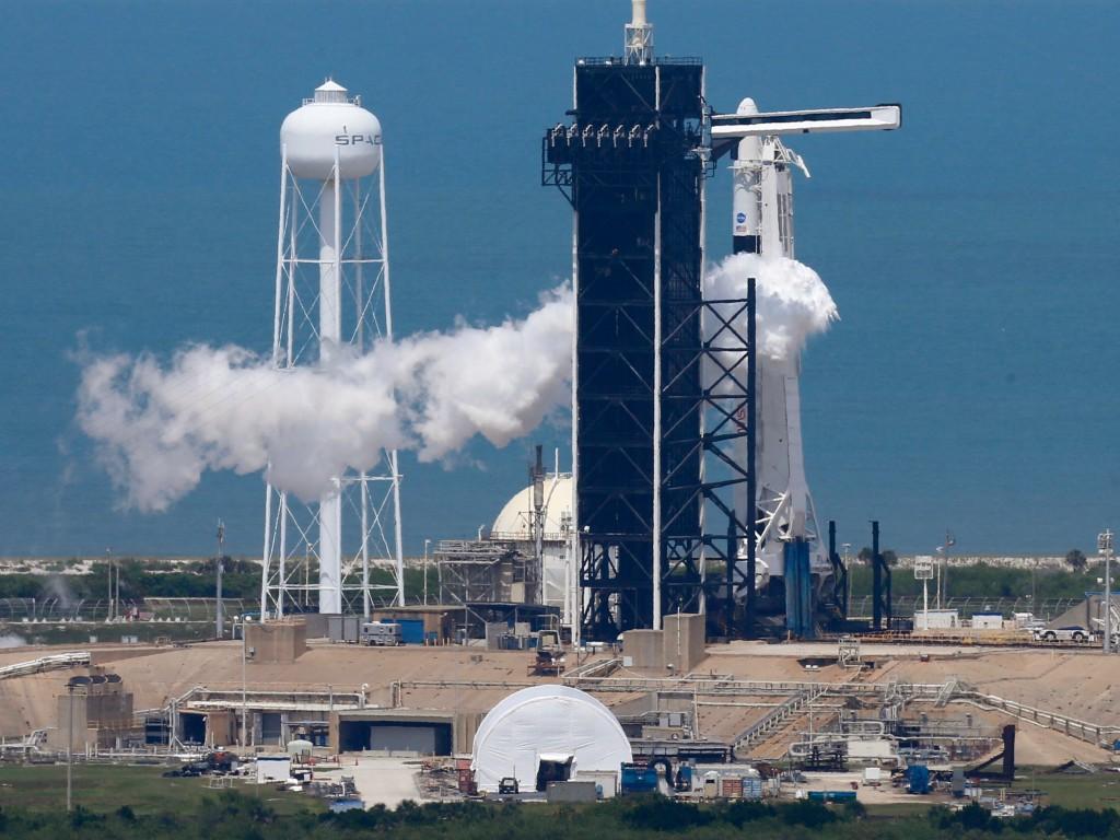 lanzamiento SpaceX NASA