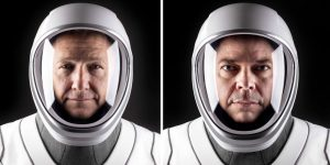 Conoce a Doug Hurley y Bob Behnken, los astronautas, ingenieros y 'rudos' papás que hicieron historia con SpaceX