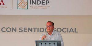 Ricardo Rodríguez, titular del Instituto para Devolverle al Pueblo lo Robado será propuesto para terna de Prodecon