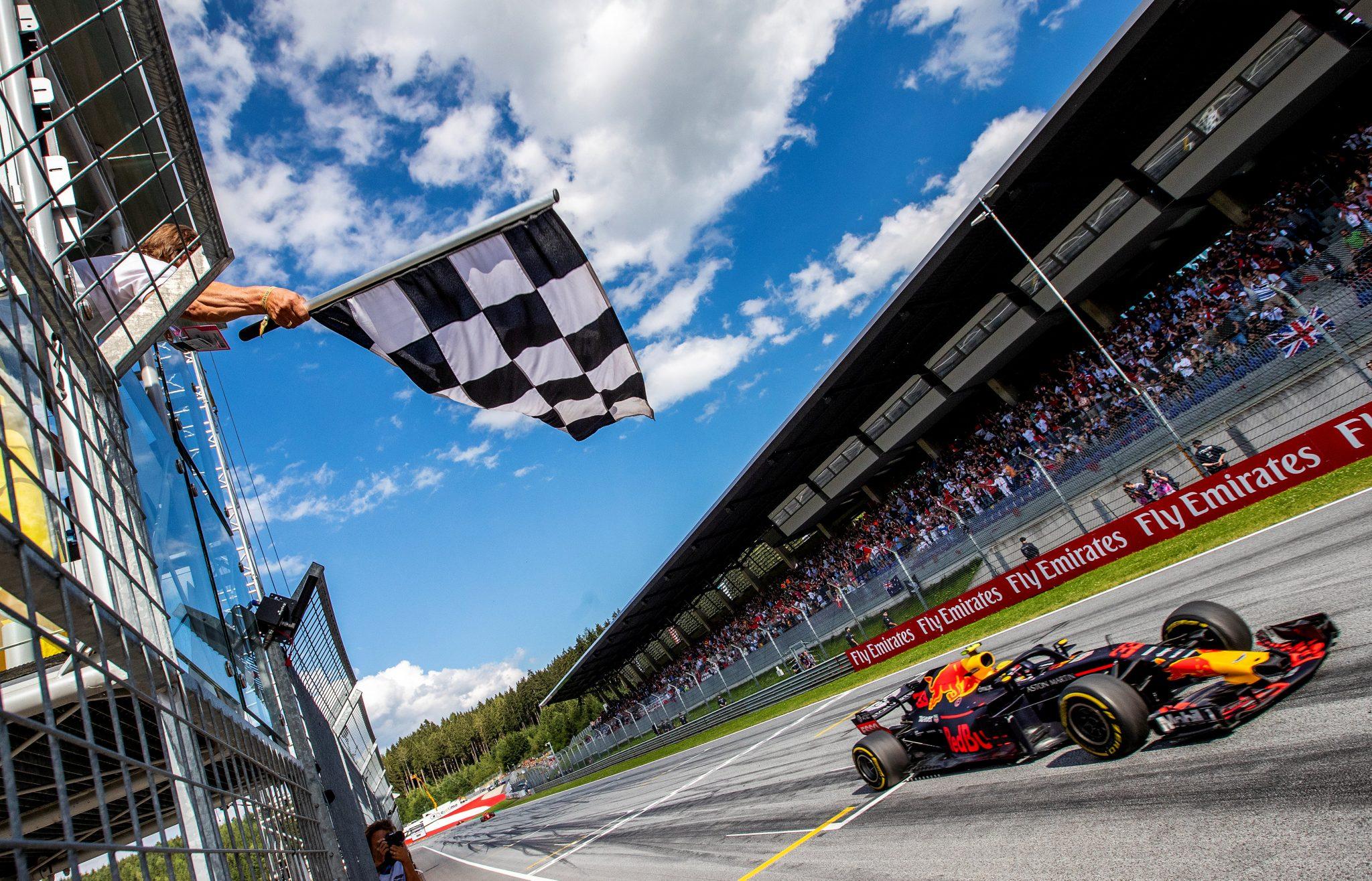 Fórmula 1 calendario