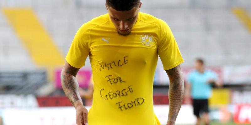 FIFA pide a las ligas nacionales que usen el 'sentido común' ante las protestas por la muerte de George Floyd