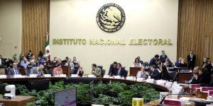 Así va el proceso en el INE para conformar nuevos partidos políticos nacionales