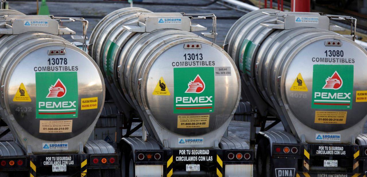 produccion petrolera mexico