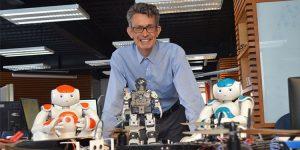 Robot mexicano, creado por el Instituto Politécnico Nacional, sanitizará los hospitales donde se atiende a pacientes con Covid-19