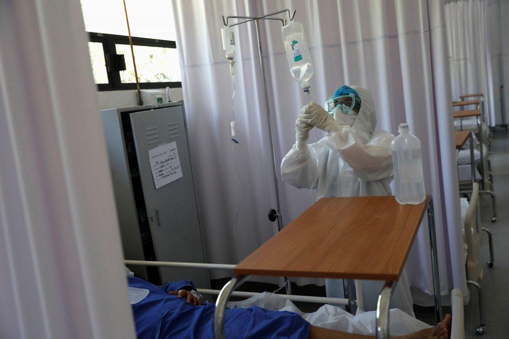 colapso sistema de salud